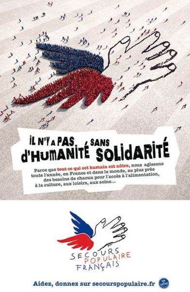 Darty Promotion Le Secours Populaire Lance Sa Nouvelle Campagne Solidaire