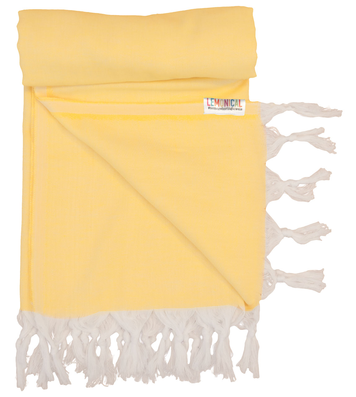 Yellow Towels Yellow Starfish Towel For Beach Bath And Travel Lemonical