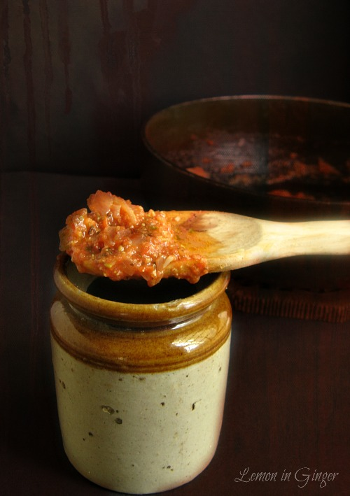 Pizza Sauce from Scratch