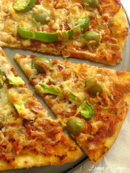 how to make pizza sauce from scratch