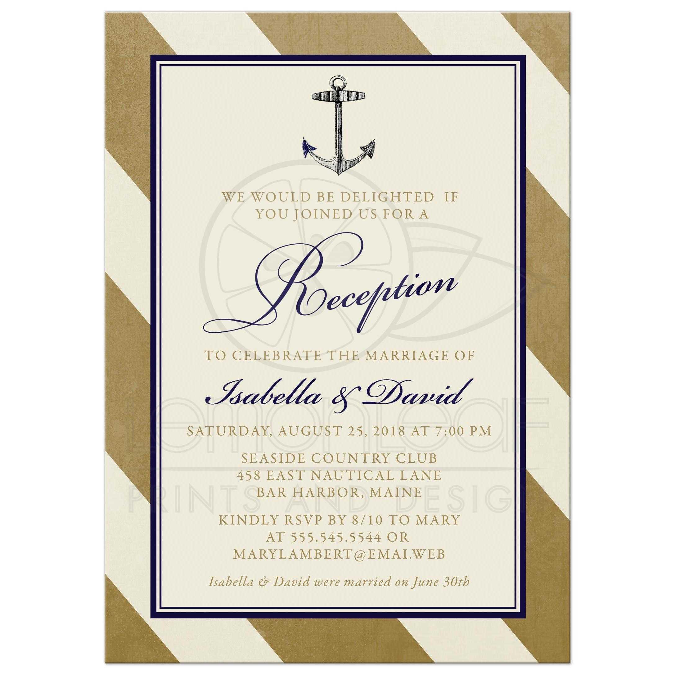 wedding reception invitations only reception only wedding invitations Reception Only Wedding Invitation Wording Rugalah Com