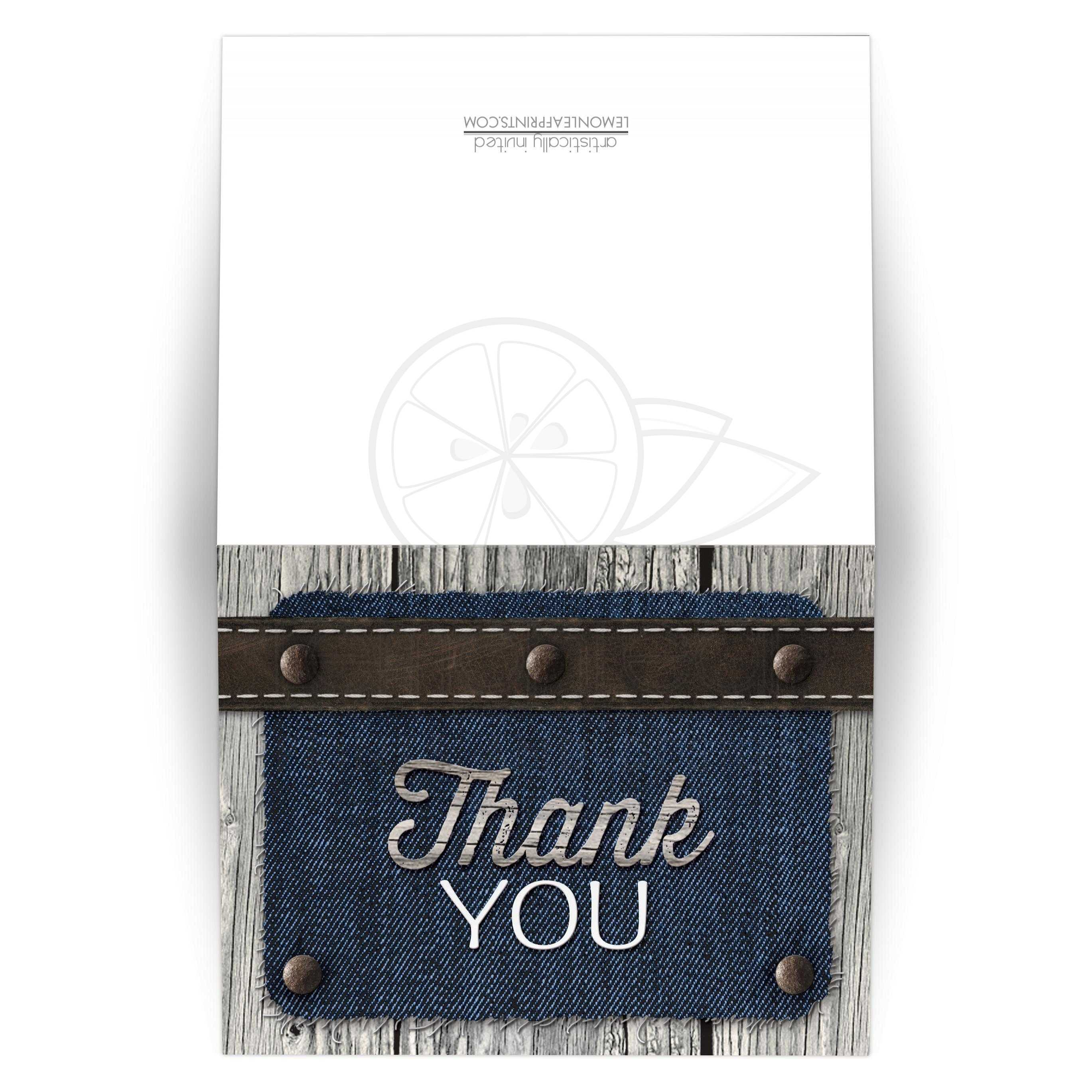 Fullsize Of Photo Thank You Cards