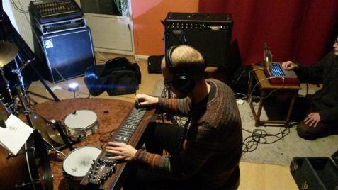 Guest Musician on Minor Mosaique: Tjeu Derks