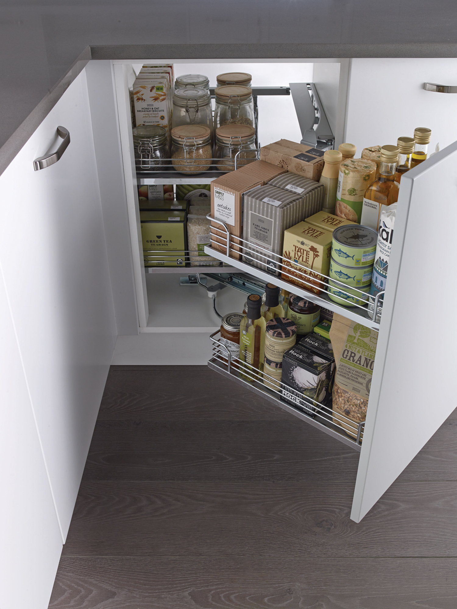 Magic Corner Kaufen Kessebohmer Magic Corner Kitchen Storage Solutions Bespoke Kitchen