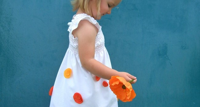The Poppy Dress: Tutorial