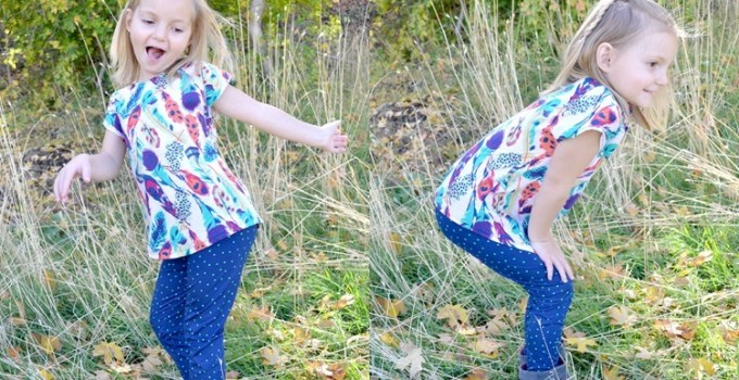 skipper top pattern review {sew much ado pattern}