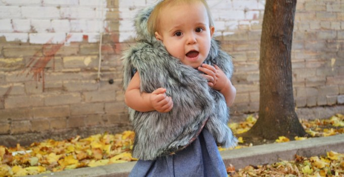 Fur Vest + five and ten designs E-Book review