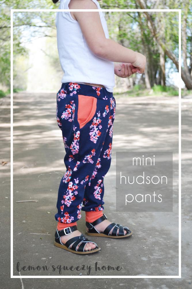 Mini Hudson // lemon squeezy home