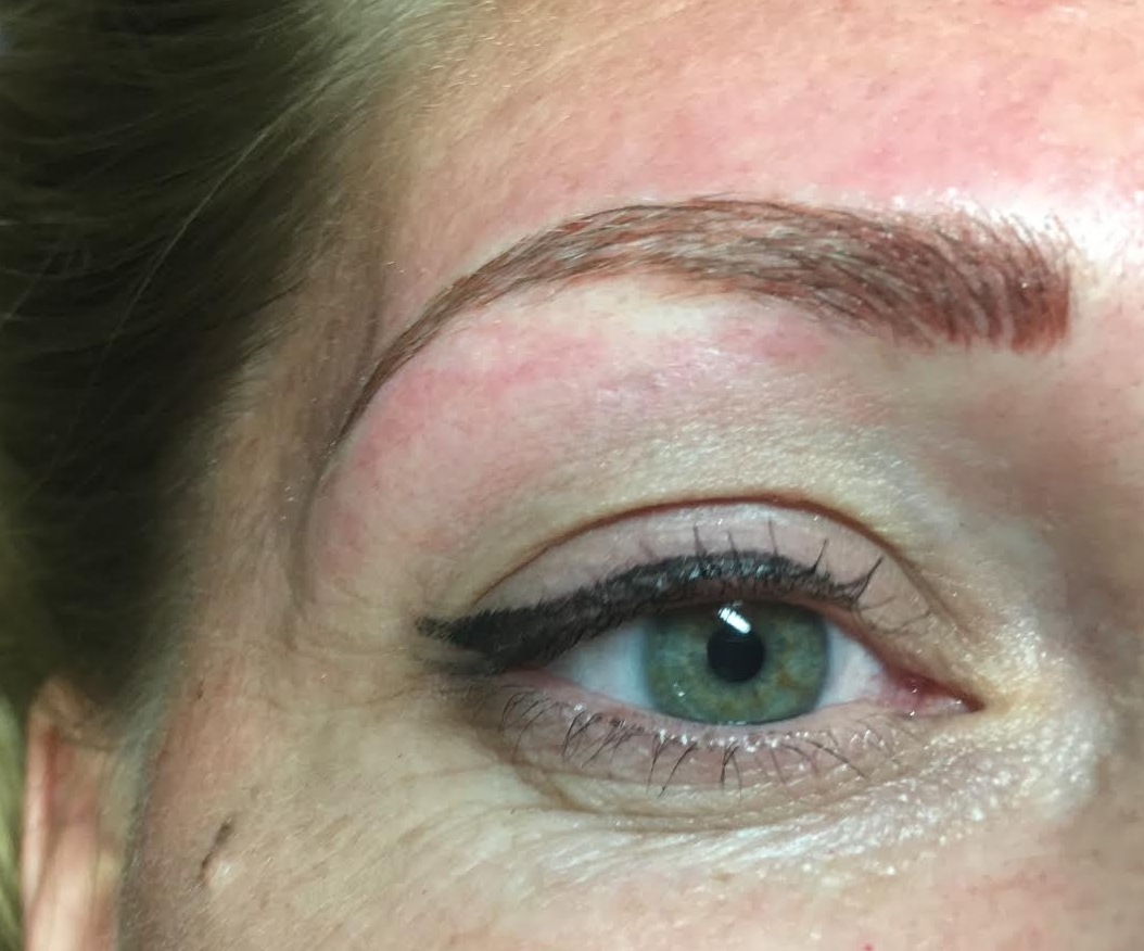 Brow Microblading // Lemon Squeezy Home