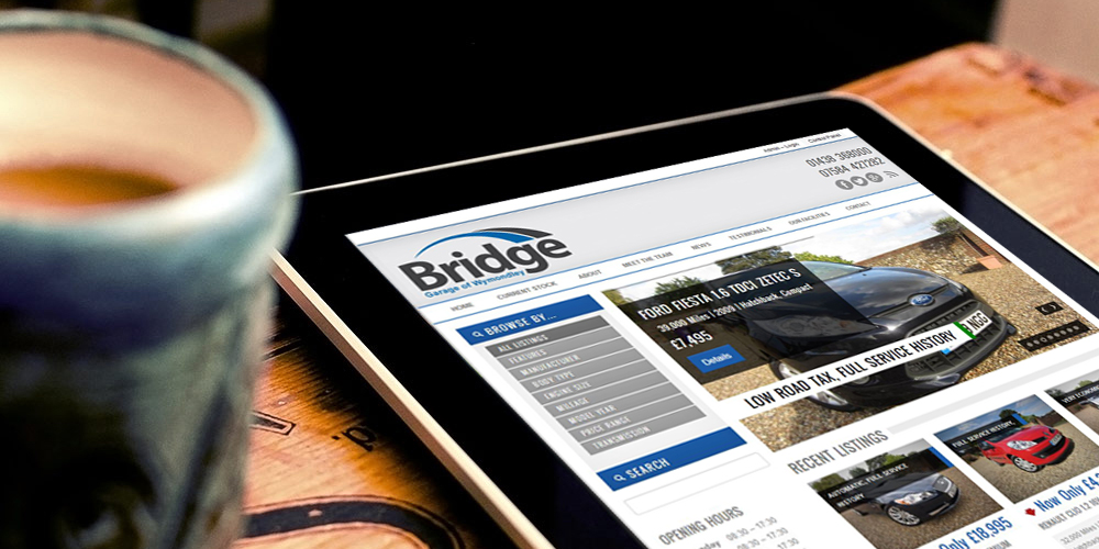 bridge ipad