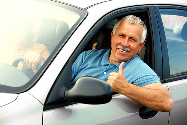 Auto Insurance for Senior Drivers