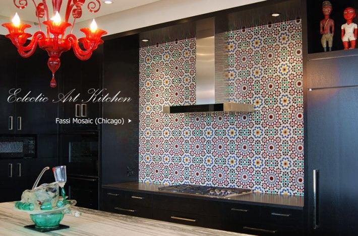 moroccan tiles official zellij gallery backsplash tile