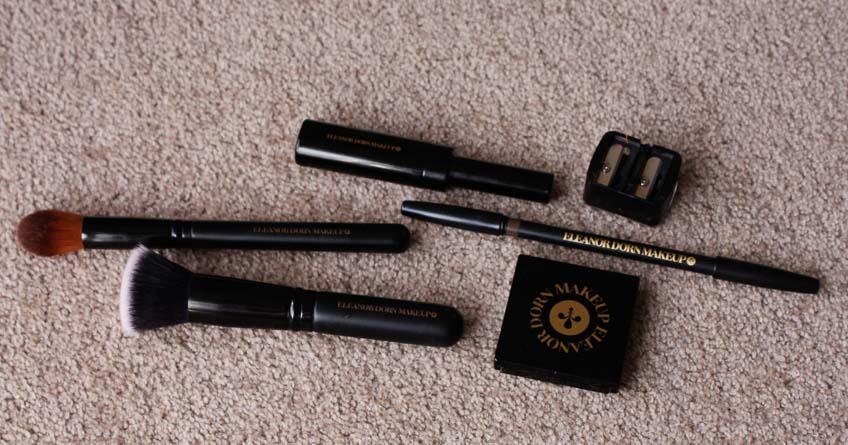 Eleanor Dorn makeup brushes review - Lena Talks Beauty