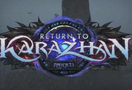 Retorno a Karazhan   World of WarCraft, WarCraft, wow, azeroth, lore