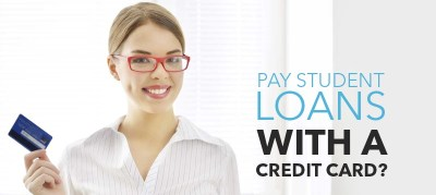 Can I Pay Student Loans With a Credit Card? - LendEDU