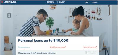 LendingClub Personal Loans Review for 2018 | LendEDU