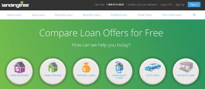 LendingTree Personal Loans Review | LendEDU