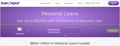 LoanDepot Personal Loans Review   LendEDU