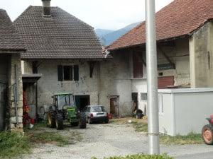 19th century farm buildings facing destruction.