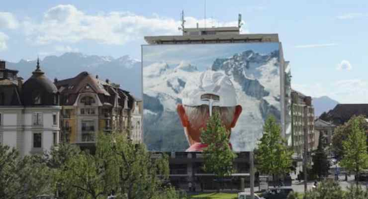 When an entire town becomes an art gallery – Vevey's photography festival
