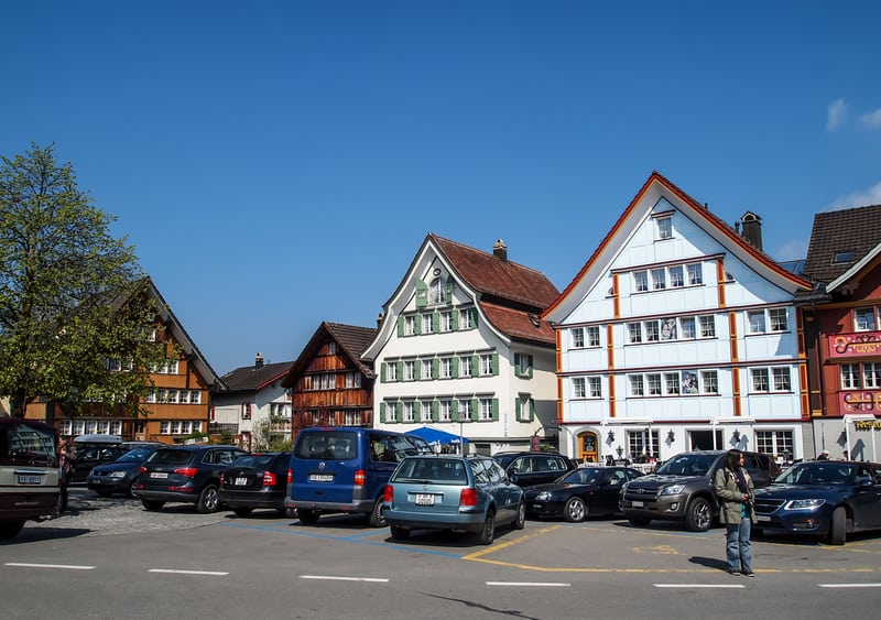 Town of Appenzell_© Nui7711 | Dreamstime.com