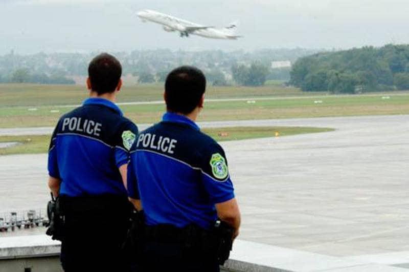 Geneva police - source: Facebook