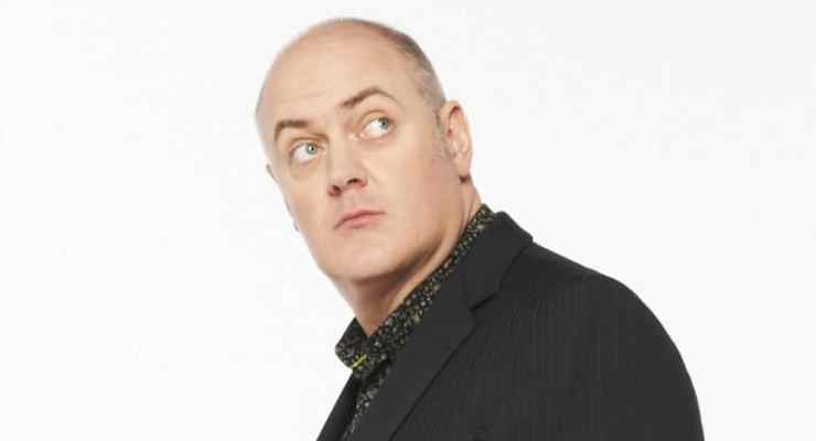 Comedy: Dara O'Briain, one of the most recognisable faces on British TV, is in Geneva