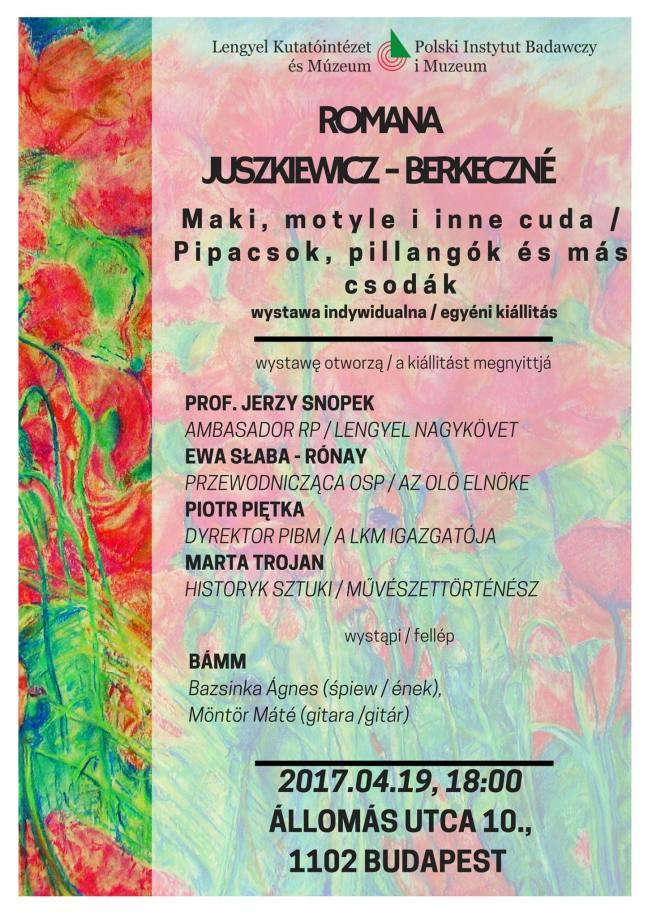 romana_plakat_wystawa