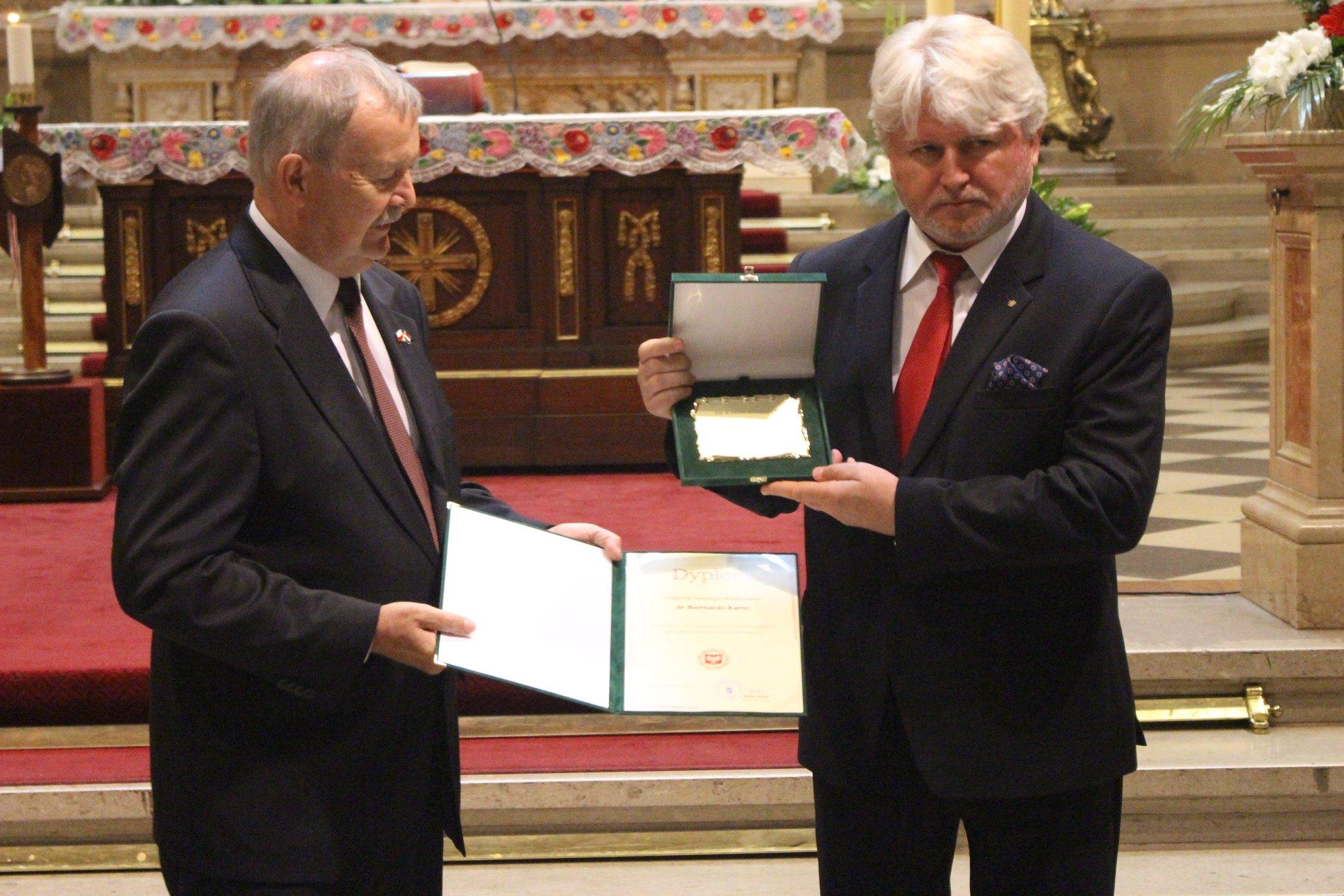 Nagroda Świętego Władysława: dr Karol Biernacki