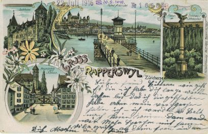 pocztówka rappi