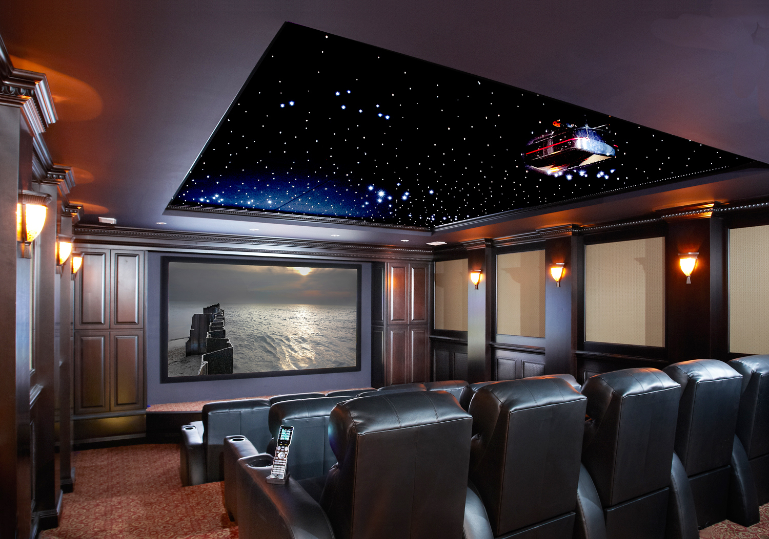 Home Entertainment Setup Home Theatre Lenntech Automation