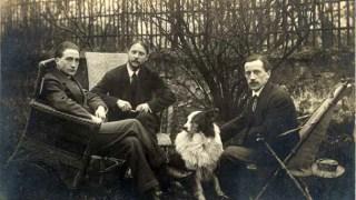 marcel_duchamp_jacques_villon_et_raymond_duchamp_c1912