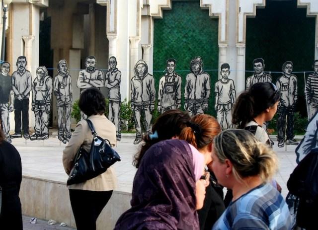Les martyrs de Tunis