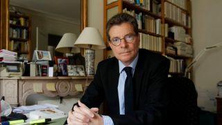 L'HISTORIEN ANTOINE COMPAGNON.