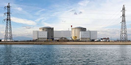 La fermeture de la centrale de Fessenheim fait toujours débat.
