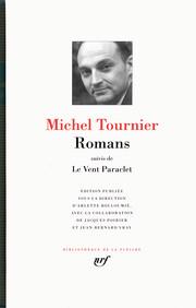 Michel Tournier en Pléiade