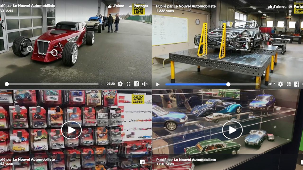 Salon Nuremberg Les Visites Auto Du Week End Vidéos En Direct Le Nouvel