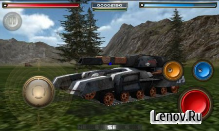 Tank Recon 2 (обновлено v 3.0.390)