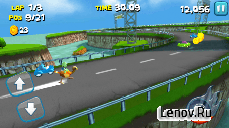 Animal Friends Rush v 1.0.1 Мод (Unlimited Coins)