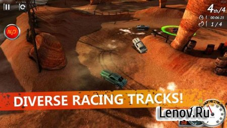 Underground Racing HD v 0.15 Mod (Unlimited Money)