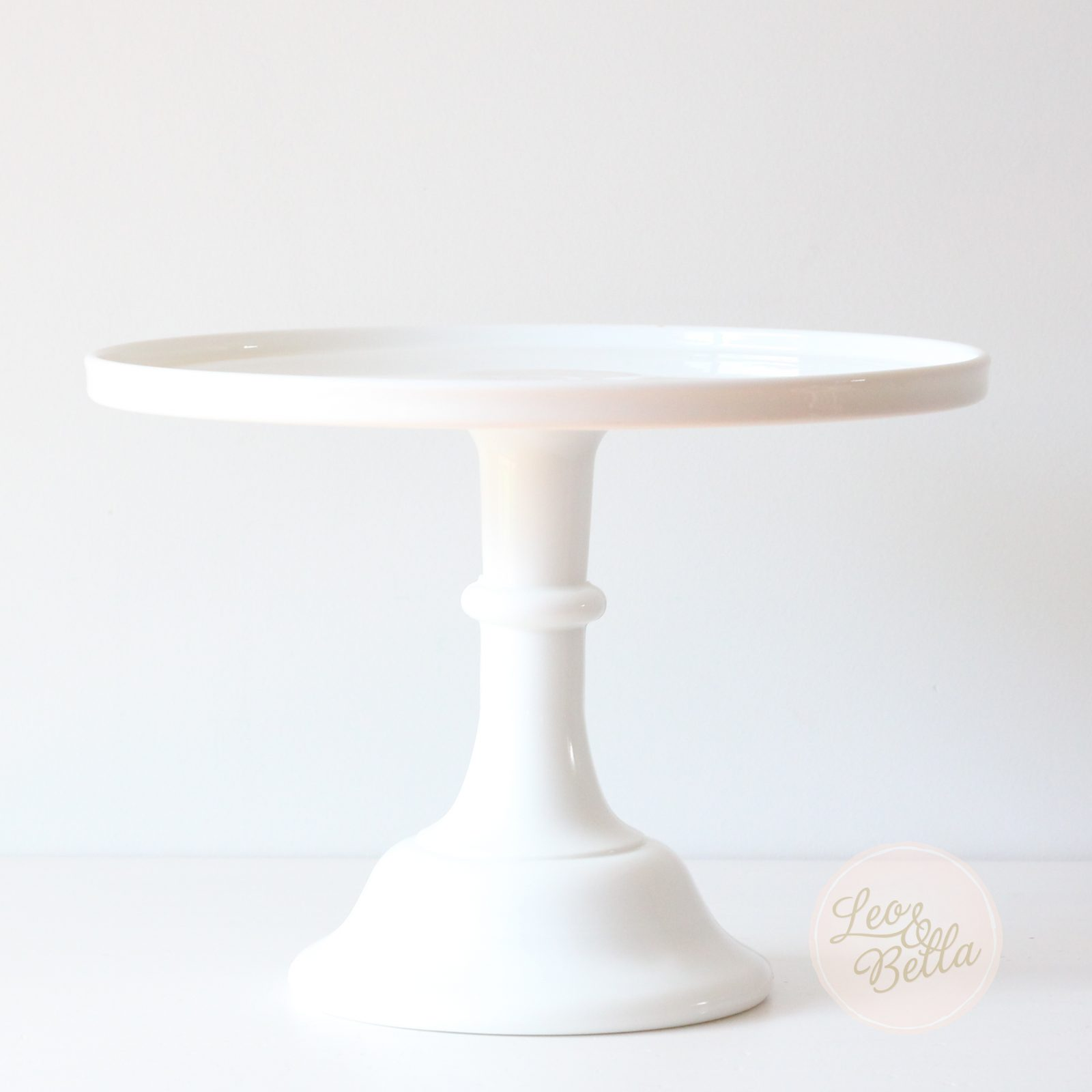 White Cake Plate Pedestal. White Pedestal Cake Plate Stand