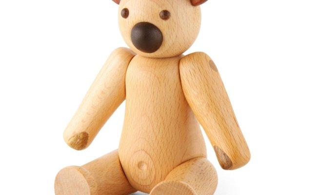Soopsori Wooden Bear Leo Bella