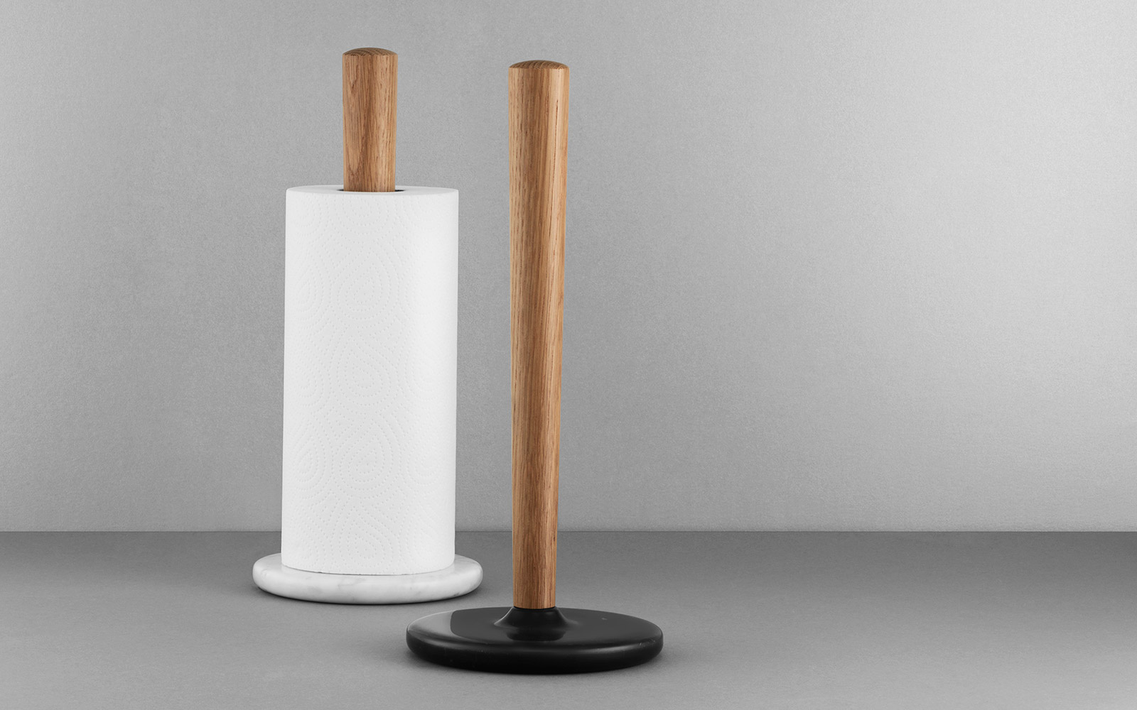 Paper Holder Stand Leo And Bella Normann Copenhagen Craft Paper Towel Holder
