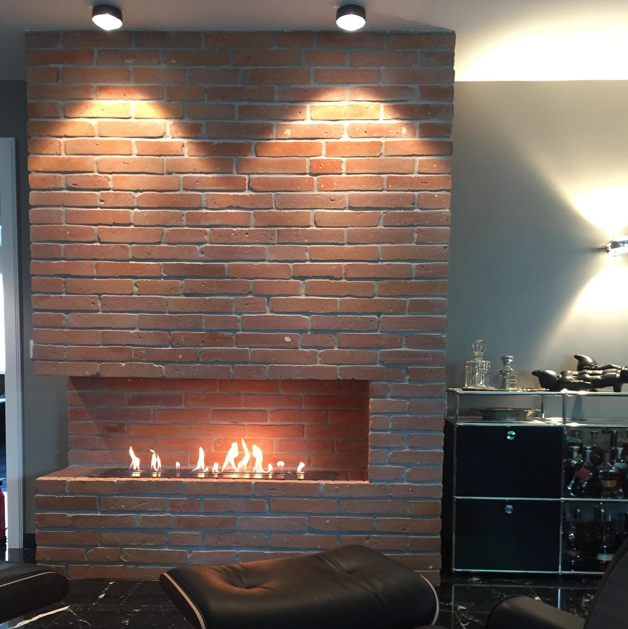 Ethanol Kamin Alternative Fireplaces Without Flue And Without Smoke