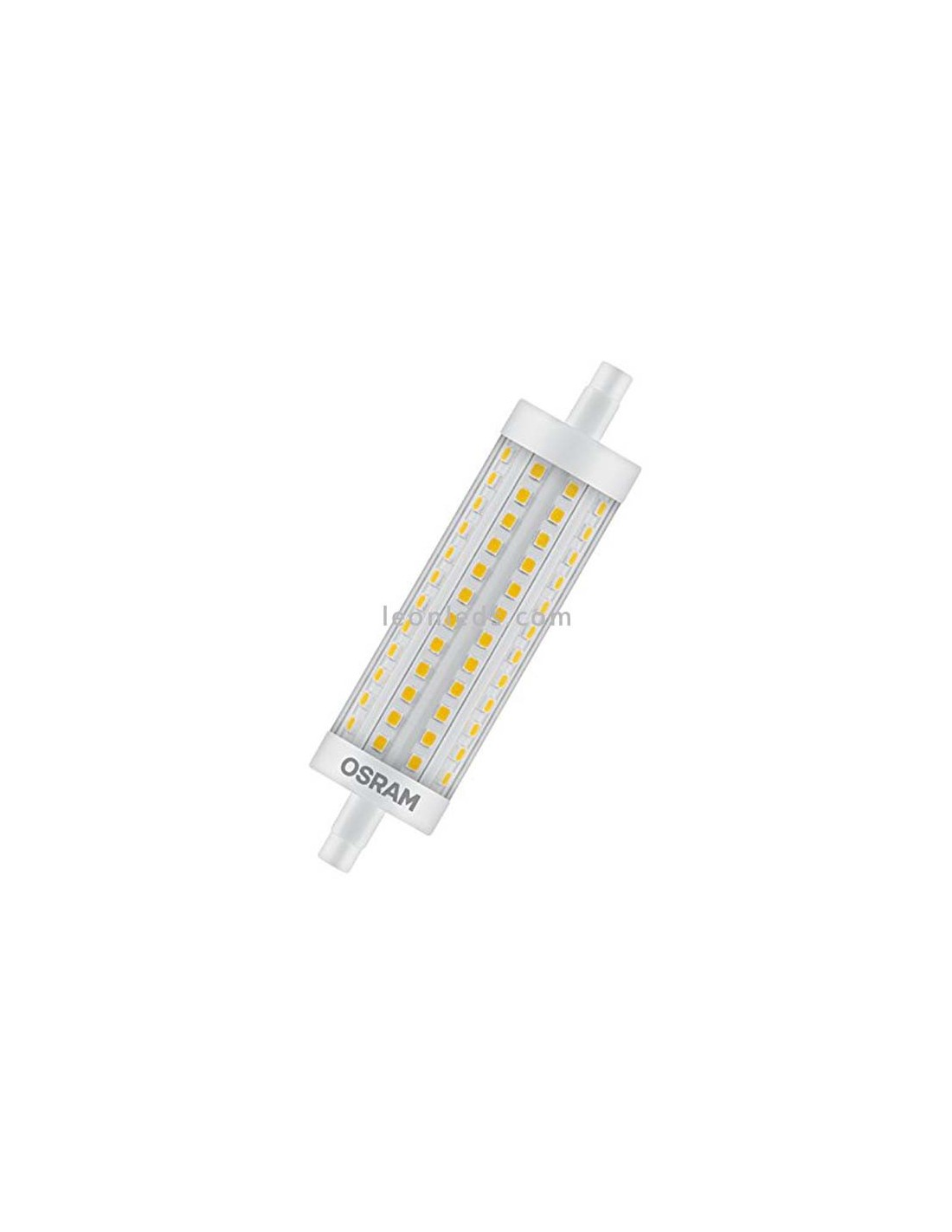Lamparas Halogenas Osram Lámpara R7s Led Osram Star Line 15w 118mm Dimmable