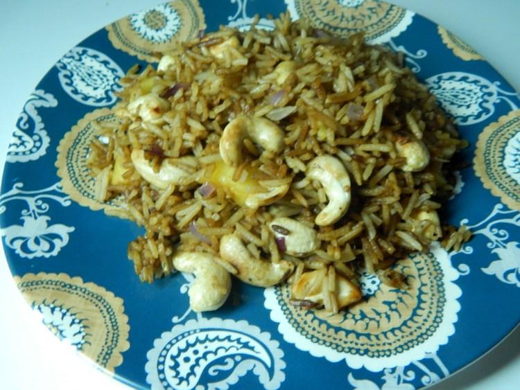 cashewnut rice 14