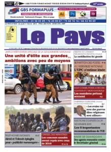 LE JOURNAL DU  11/02/2016
