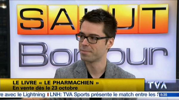 Pharmachien_Salut_Bonjour_livre