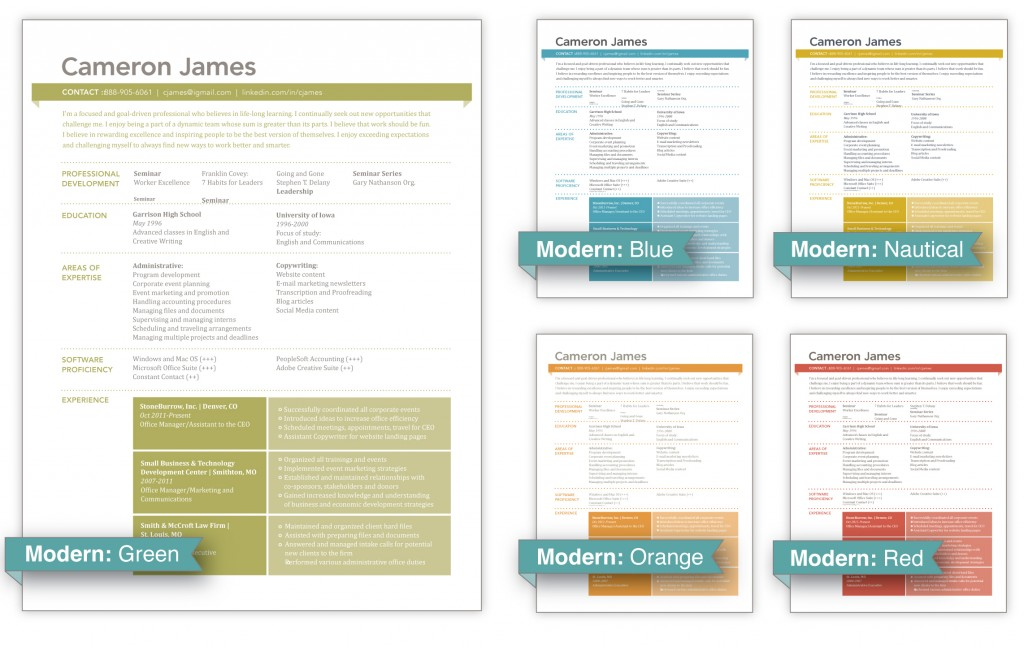 Guidelines for a Good  Eye Catching CV
