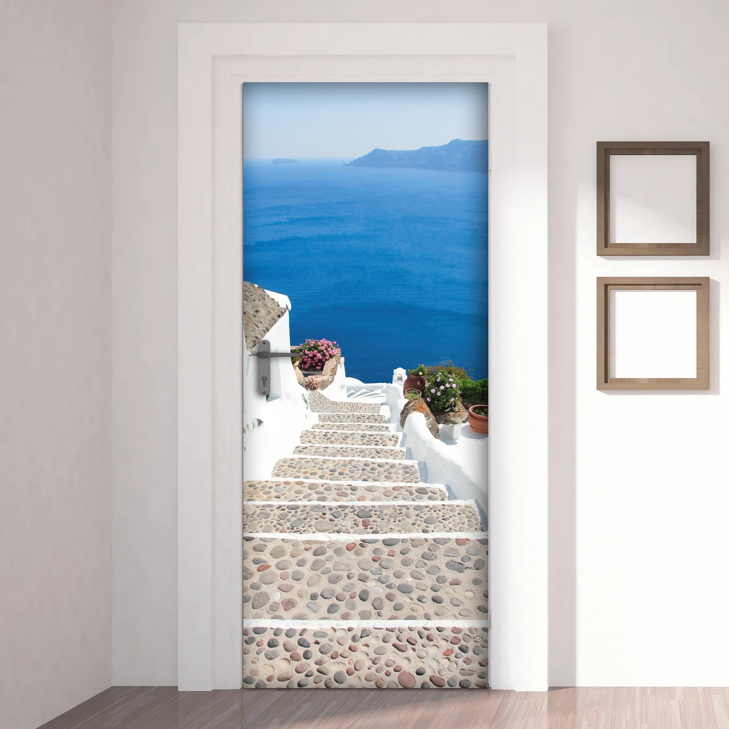 Leroy Merlin Stickers Porte Sticker Door Cover Greece
